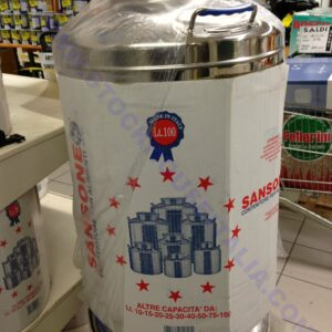 100 litres stainless steel Barrel for Oil and Wine